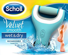 SCHOLL SMOOTH WET&DRY